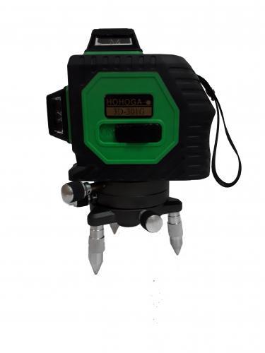 3D301G 貼磨基 含接收器 綠光 土水 貼壁 斜線