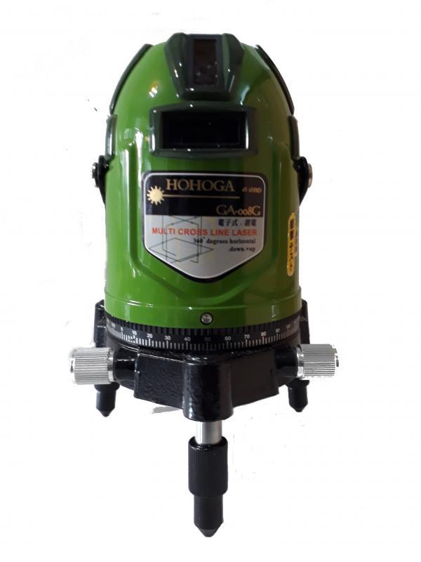 GA-008G 4V4H8D1P 綠光雷射水平儀 含鋰電池
